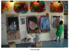 "Emilia Reggio Vs ""Le monde des enfants"". Freedom to create......  Lighting!"
