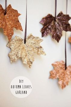 15+Easy+Fall+Crafts+-+DIY+Home+Decoration+Ideas+for+Fall+-+DIY+Rally