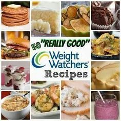 50 «really Good» weight eatchers Recipes
