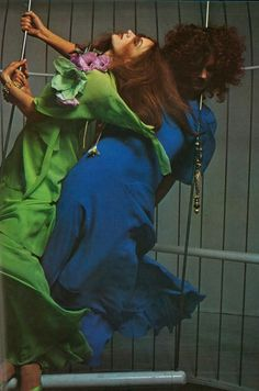 theyroaredvintage:        Photo by Guy Bourdin, 1971.