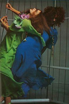 theyroaredvintage:        Photo by Guy Bourdin, 1971.