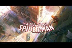 Spiderman Art, Amazing Spiderman, Spider Man Animated Series, Fantasy Concept Art, I Want To Work, You're My Favorite, Marvel Comic Character, Character Creation, Another World