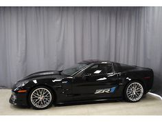2011 Chevrolet Corvette ZR1 Coupe 2-Door 6.2L