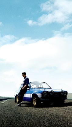 Fast and Furious Paul Walker iPhone 5 wallpaper
