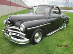 1950 Plymouth Business Coupe Deluxe Maintenance/restoration of old/vintage vehicles: the material for new cogs/casters/gears/pads could be cast polyamide which I (Cast polyamide) can produce. My contact: tatjana.alic@windowslive.com