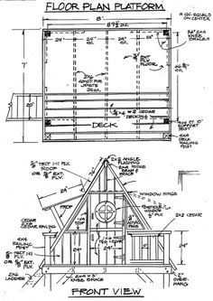 A-Frame Treehouse -- Page 3 | Outdoor Life
