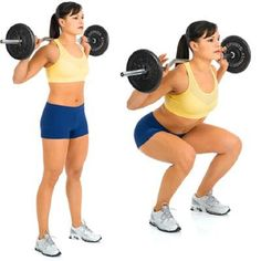 Top 10 Ways to Do Squats                                                                                                                                                                                 More