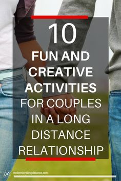 activities for long distance couples