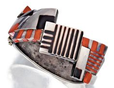 Bracelet, Jean Dunand, 1924 #artdeco