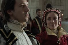 The future Philip II of Spain marries his parents' cousin, the English queen Mary Tudor, in episode 16 of Carlos, Rey Emperador Spain History, Uk History, Tudor History, Queen Mary Tudor, Mary I Of England, Theatre Costumes, Period Costumes, Movie Tv, Tv Shows