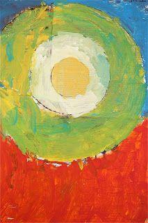 Jasper Johns and Etienne Delessert