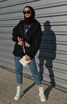 modern hijab fashion 69 Ideas fashion vintage casual pants Source by outfits hijab Modern Hijab Fashion, Street Hijab Fashion, Hijab Fashion Inspiration, Muslim Fashion, Fashion Pants, Fashion Outfits, Fashion Ideas, Woman Inspiration, Trendy Fashion