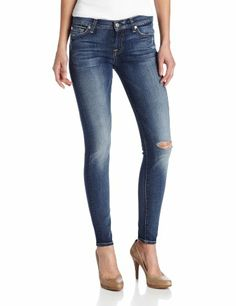 7 For All Mankind Women's Skinny Jeans with Squiggle, Light Destroy/Chevrons, 29 7 For All Mankind,http://www.amazon.com/dp/B00ESW5WJA/ref=cm_sw_r_pi_dp_Zbsitb0RT7TCA09Z