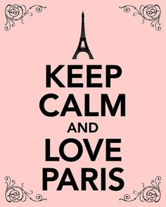 Here is a cute keep calm saying, i just love these :)