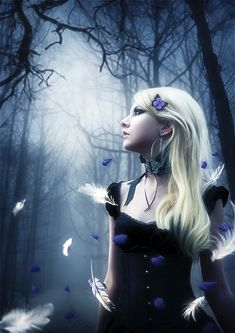 Beauty In The Forest 2 by Supo77Art-Dsn on deviantART