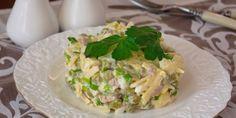 Салат из печени трески с яйцами и молодым луком https://www.go-cook.ru/salat-iz-pecheni-treski-s-yajcami-i-molodym-lukom/ Салат эконом-класса для любителей невзыскательной трапезы. Рецепт особенно актуален в период «весна-лето», когда зеленый только только начинает давать новый урожай. Процедура приготовления быстра и проста. Салат из печени трески с яйцами и молодым луком Время подготовки: 10 минут Время приготовления: 30 минут Общее время: 40 минут Кухня: Русская Тип: Закуска Порций: 2…