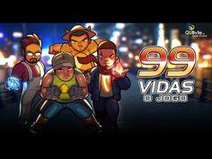 Hoje minha mulher maggiezombie e eu vamos jogar o jogo do podcast 99 vidas. Um jogo brasileiro de briga de rua no estilo de Streets of Rage com muitas refere...