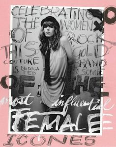 LOU DOILLON FOR I GOLD CAMPAIGN by YOU , via Behance