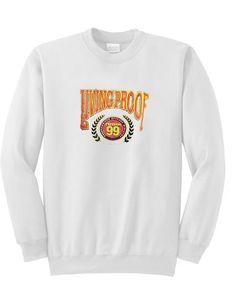 living proof swetshirt