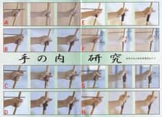 the bow hand...archery how to