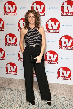 Gemma Atkinson at the TV Choice Awards