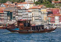 In viaggio in Portogallo tra Porto e baccalà, Porto, Douro River, Portugal