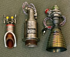 Apollo Rocket Engines by jurvetson, via Flickr