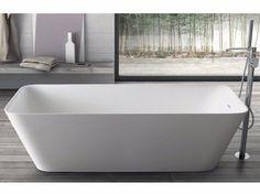 CLOE SYSTEM | Vasca da bagno rettangolare By RAB Arredobagno 70x