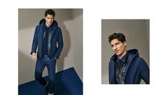 Ryan Kennedy for the Massimo Dutti Spring 2016 Collection