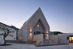 Inbo Catholic Church / Archigroup MA