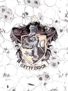 Gryffindor Hogwarts Harry Potter wallpaper lock screen