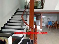 Chất lượng kính số 1 tại Việt Nam được tạo ra từ cầu thang kính