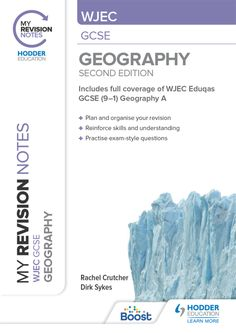 My Revision Notes: WJEC GCSE Geography Second Edition (eBook)