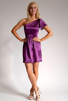 Purple Bridesmaid-Dresses | Brides.com