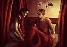 Sirius and Remus