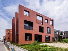 Chronotope Wall House  / UnSangDong Architects