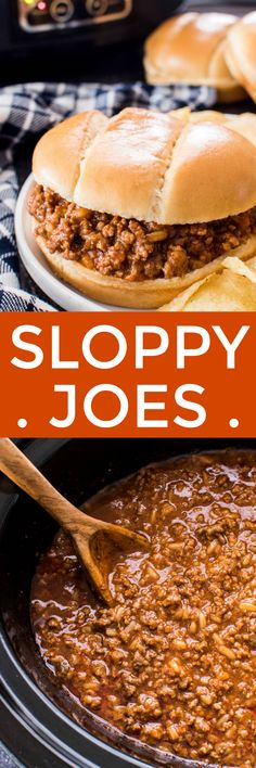 Sloppy Joes – Lemon Tree Dwelling