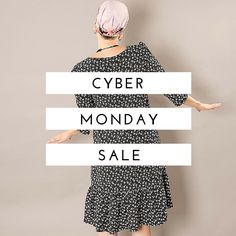 Cyber Monday ➡️The only Monday we can't live without  20%off+free shipping ➡️ on all dresses➡️on our Etsy shop  #cybermonday #onlinesale #etsysale