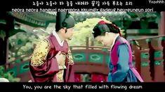 Jang Na Ra - Walk In A Dreamy Road (애지아) (Dong Yi OST MV) [ENGSUB + Roma...