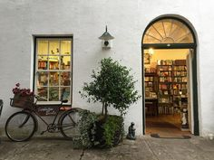 Stellenbosch South Africa. I can't spend enough time in this town in the Western Cape. My heart sings when I see places like this. Picture perfect. I'm a big fan of bookstores. There are a lot of oak trees in Stellenbosch and whenever I visit I take one acorn home with me. by thetouristin
