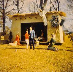 Elvis & Cilla - elvis-and-priscilla-presley Photo