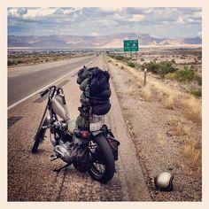 open road.....