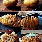 Patate Croccanti con salsa speciale