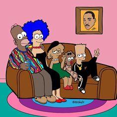 The Black Simpson's