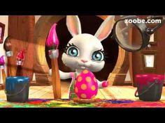 Kira decorates Easter Egg - Funny Bunny Cartoon ⋆ Many Funny Videos Easter Bunny, Easter Eggs, Easter Invitations, Easter Messages, Mickey Mouse Cartoon, House Rabbit, Funny Bunnies, Friend Photos, Egg Hunt