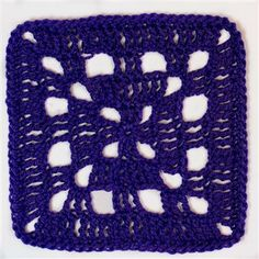 Granny Square - Crochet Me