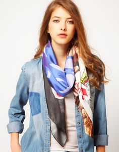 Discover the latest fashion trends with ASOS. Shop the new collection of clothing, footwear, accessories, beauty products and more. Order today from ASOS. Latest Fashion Clothes, Latest Fashion Trends, Kids Fashion, Ways To Wear A Scarf, How To Wear Scarves, Asos Online Shopping, Lifestyle, Beauty, Collection