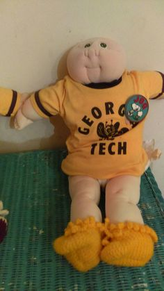 For sale info creek1007@gmail.com Xavier Roberts, Soft Sculpture, Brother Sister, Onesies, Sisters, Tech, Baby, Kids, Clothes