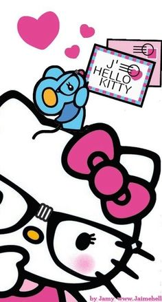 hello kitty #sanrio #kawaii