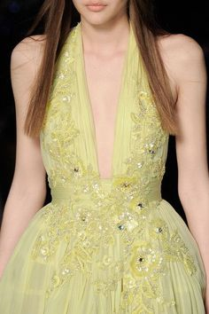 Don't Miss These Beautiful Couture Details | Zuhair Murad